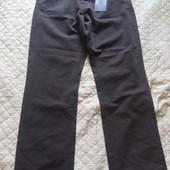 Коричневые котоновые штаны Pall Mall
