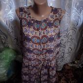 Женская хлопковая блуза туника fat face