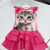 Стоп!!,фирменное красивое удобное натуральное платье