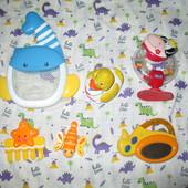 Фирменные игрушки для самых маленьких