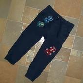 Стильные штаны на рост 92 см на 1.5-2 года