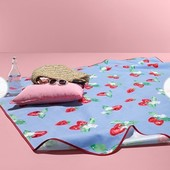 Идеальный коврик для пикника с ярким фруктовым принтом от Tcm Tchibo, Германия! 180*180см