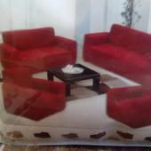 Чехол на диван новый 170-230см