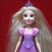 Disney принцессы диснея кукла Рапунцель с тиарой мыльные пузыри Princess Bubble Tiara Rapunzel