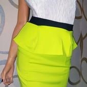 Крутая, яркая юбка с лаской, тренд этого лета.
