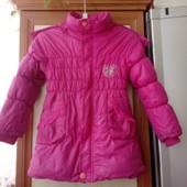 Зимняя куртка р. 122-128