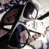 Детские солнцезащитные очки для мальчиков Casper от Milano Group. Защита 100%.