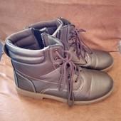 Качественные деми ботинки Fashion Leisure, р.41 (полномер)