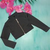 Новый, укороченный пиджак на рост 122, 128, 134, 146,152 размер на выбор