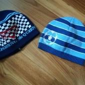 2 шапочки в одному лоті 1-3 роки