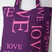 Яркая практичная сумка! Вместительная и удобная!