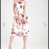 Коктейльное платье closet 36p Новое