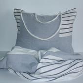 Пляжная сумка-полотенце
