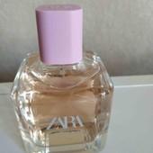 парфюмерная туалетная вода Zara wonder rose