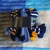 Детские носочки на мальчика 7 пар Lupilu Германия размер 27-30