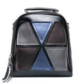 Фирменный Рюкзак- сумка натуральная кожа