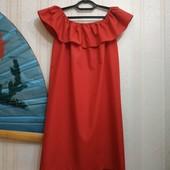 Платье летнее новое. М