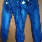 Качественные джинсы для девочек. Размер 104-110.