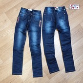 Качественные джинсы на подростков 21- 27р