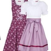 Гарне літнє плаття, з білим топіком під низ , бренд pepperts германія , розмір13е та 152