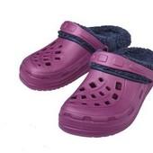 36/37--- Распродажа Lidl Esmara стильные кроксы мягкие легкие со съемным вкладышем, премиум