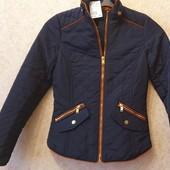 Просто бомбова куртка на осінь на дівчинку підлітка бренд h&m, розмір 158, на дорослий xs,