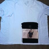 Лот 2 шт! Большой размер! Мужские футболки Livergy размер 3xl 64/66 , много лотов с мужским бельём)