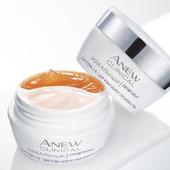 Система 2в1 для кожи вокруг глаз Avon Anew Clinical Лифтинг и укрепление эйвон энью