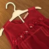 Стоп! Шифоновая летняя блузка с цветами