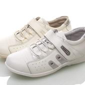 Качественные кожаные кроссовки Walker 31-35р. Есть бирка качества