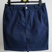 ☘ Плотная и качественная юбка, на ощупь, как джинс, Tchibo(Германия), размеры наши: 44-46 (38 евро)