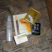 Все, что на фото. Отличные косметические средства от Bioaqua. сроки в норме. читайте описание