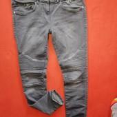 Стильные женские джинсы blue motion 44 в прекрасном состоянии