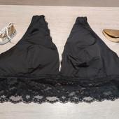 Качественное белье шведского бренда H&M! Шикарный, комфортный браллет, указан Л размер, полномер!