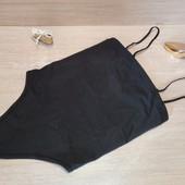 Качественное белье шведского бренда H&M! Симпатичный боди-танга на тонких бретелях!