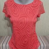 Фирменная блузка Wallis (Воллис), размер uk 10, новая, качественная
