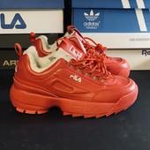 Зимние кроссовки Fila р40 (25см) Фила Распродажа последних размеров - 70 %