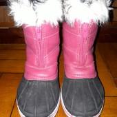 """Утепленні чоботи""""Kimberfeel""""29 розм."""