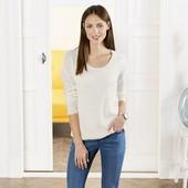 Стильный пуловер джемпер ленточная пряжа Esmara. Размер M, евро 40-42