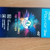 Телефон новый Tecno Pouvoir 3 Air