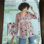 Блуза (размер EU 38). Esmara. [лот_8275]