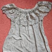 Дуже гарна блузка 48-50, Італія