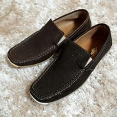 Летние туфли, натуральная кожа (смотрите фото и описание)
