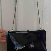 Шикарная женская лаковая сумочка!!!