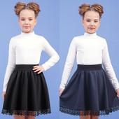 Юбка-полусолнце для девочки Zironka 122, 128, 134, 140, 146, 152 на выбор, качество супер!!!!