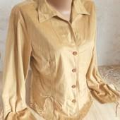 Рубашка велюровая Twenty размер S/M (42-44)