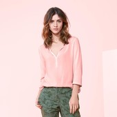 Блуза в винтажном стиле Tchibo (Германия), размер евро 36/38 (наш 42/44)