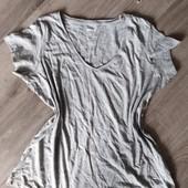 Хлопковая футболка от Esmara! Германия! L евро 44-46