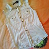 Стильная блуза-жилетка Mango р.М-Л