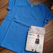 лосины с глитером блестками + футболка от Lupilu лот №83